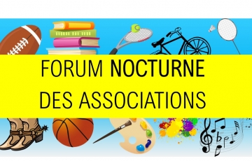 Forum Nocturne des Associations