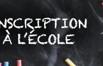 Inscription Ecoles Maternelles