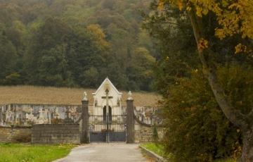 Cimetière de Saint Savin (village)