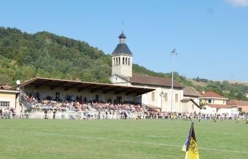 Stade de l'église