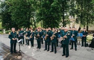 Musiques et danses folkloriques Ukrainienne