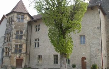Les Donjons de Demptézieu / Exposition au Château de Demptézieu