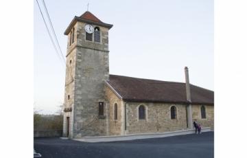 Eglise de Demptézieu