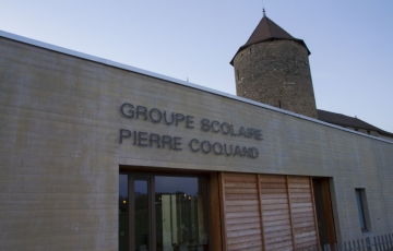 Groupe Scolaire Pierre COQUAND