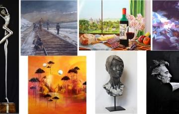Exposition Peinture / Sculpture