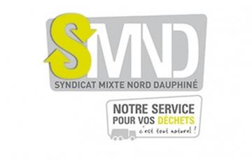 Traitement des déchets (Syndicat Mixte Nord Dauphiné)