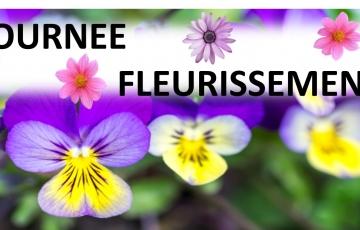 Journée Fleurissement