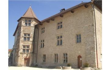 Le château de Demptézieu