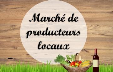 Prochainement un marché de producteurs locaux