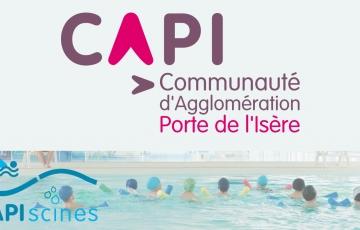 CAPI - Ouverture des piscines couvertes