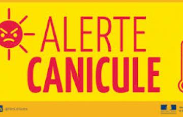 INFORMATION PRÉFECTORALE / Plan départemental canicule
