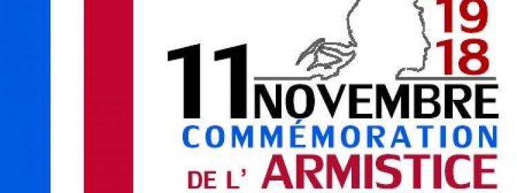 Commémoration - Armistice du 11 novembre 1918
