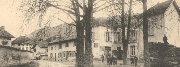 Historique de la commune