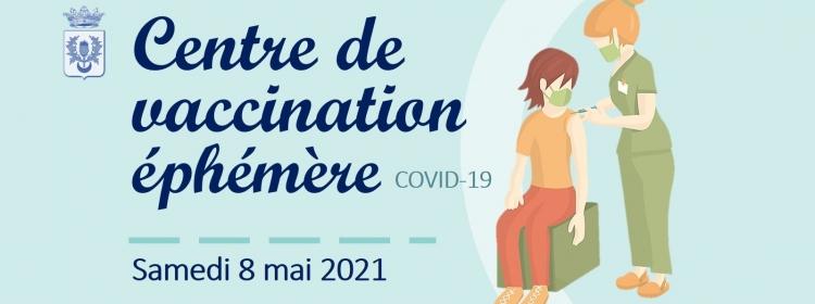 Centre de Vaccination éphémère de Saint-Savin