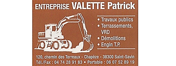 Patrick Valette