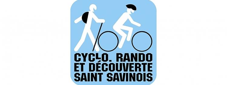 Cyclo Rando et Découverte Saint Savinois