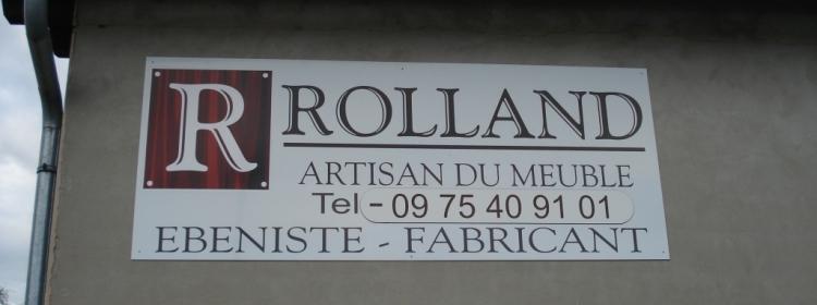 L'artisan du meuble Rolland