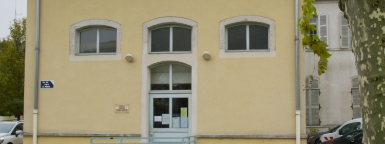 Salle socio-éducative