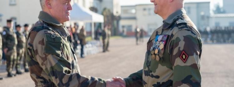 Lancement de la nouvelle campagne de recrutement de l'Armée de l'Air